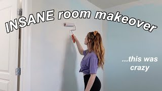 my EXTREME room makeover!!