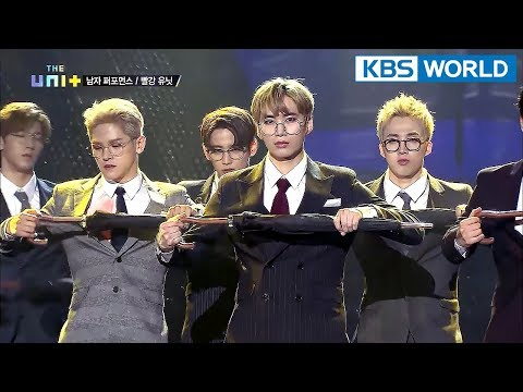 King of Performance Feeldog's unit... Secret weapon is 'Kingsman' [The Unit/2018.01.25]