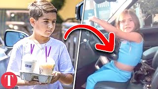 10 Things Kardashian Kids Are Forced To Do