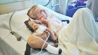 He's very sick 😢     Life at the Children's Hospital     Part 1 of 3