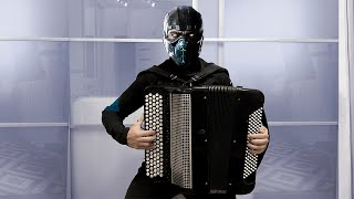 ACCORDIONMAN - MORTAL KOMBAT THEME - ACCORDION COVER.