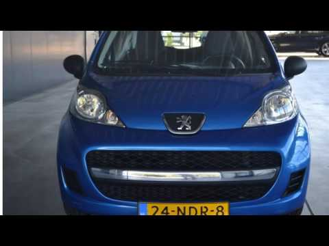 Peugeot 107 1.0-12V XR Stuurbekrachtiging APK tot 19-08-2018 I
