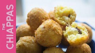 How to Make Arancini | #DishDilemmas