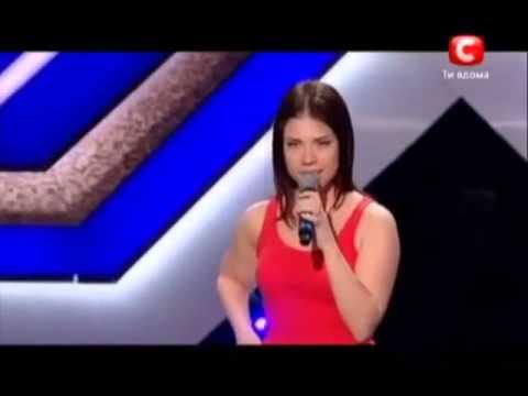 Baixar X Factor Ukraine 3 Anna Khokhlova cover(Rihanna Russian roulette)