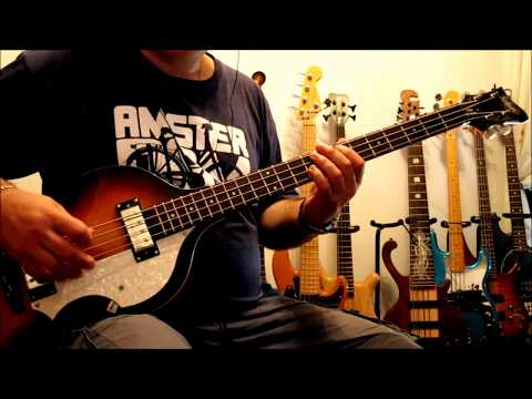 The Beatles - She's A Woman Bass Cover