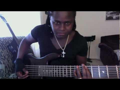 Como tocar Bajo electrico como Baby Bass Salsa Joe Arroyo (La Rebelión)