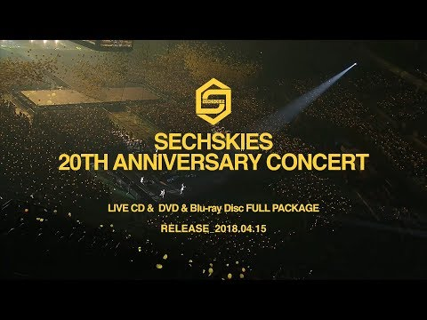 SECHSKIES 20TH ANNIVERSARY CONCERT FULL PACKAGE TEASER