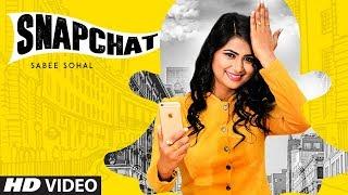 Snapchat – Sabee Sohal