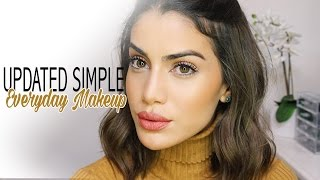 Easy & Simple Everyday Makeup (Updated!)