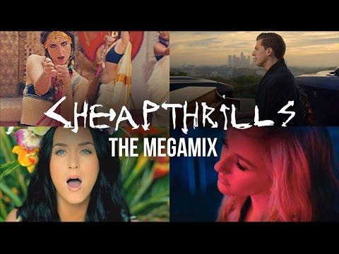 Cheap Thrills - Justin Bieber · Zayn · Major Lazer & More (The Megamix) T10MO