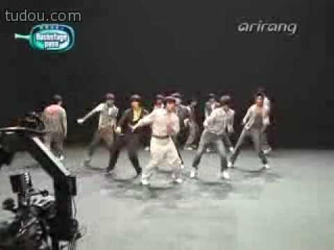 [ENG] 090630 IT'S YOU MV Backstage Super Junior Arirang