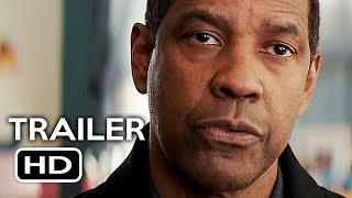 The Equalizer 2 Official International Trailer #1 (2018) Denzel Washington Action Movie HD