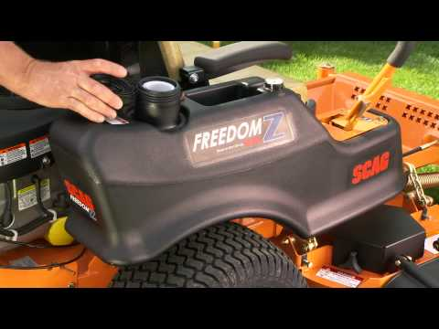 Scag Power Equipment - Freedom Z Mower