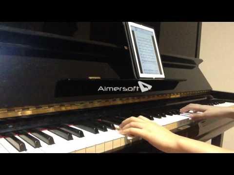 我爱的人 - 陈小春 钢琴版
