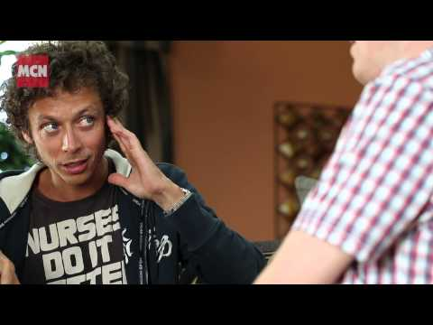 Valentino Rossi Interview Part 3