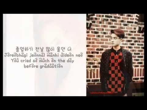 F(X) - Goodbye Summer ft. D.O (EXO) (eng sub + romanization + hangul) [HD]