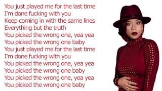 Keyshia Cole - You ft. Remy Ma, French Montana HD Lyrics