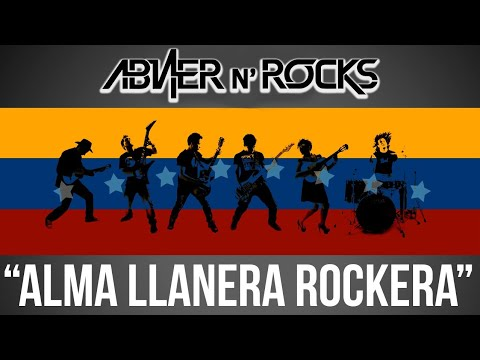 Alma Llanera Rockera  - AbNer - JoropoRock Venezuela