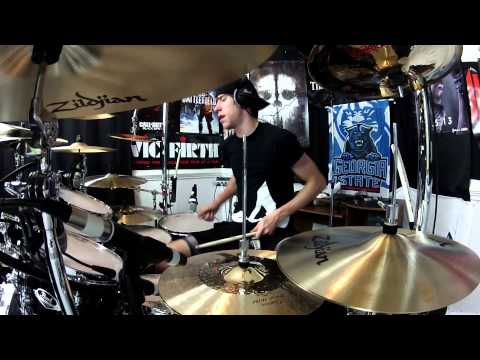 Green Day - Holiday - Drum Cover