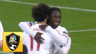 Naby Keita puts Liverpool 2-0 up v. Bournemouth | Premier League | NBC Sports