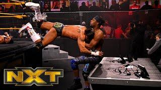 WWE NXT (10/21): Legado Del Fantasma Vs. Scott, Atlas, And Adonis