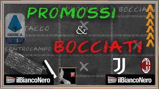 Juve-Milan, i voti di Chirico: