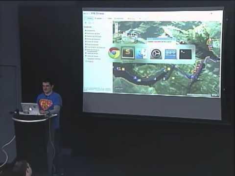 MeetUp AngularJS: Mapas inteligentes de ArcGIS con AngularJS