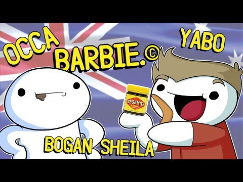 Drawing Weird Australian Phrases (Feat. Draw with Jazza) (mate)