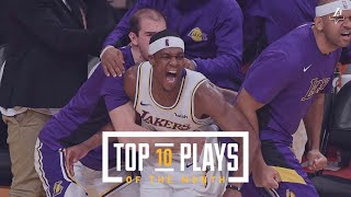 Top Plays of the Month (November 2019)