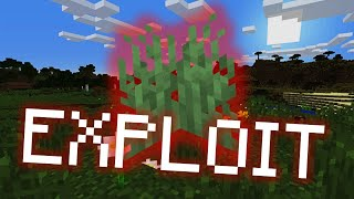 How GRASS Was Weaponized on Hypixel Skyblock