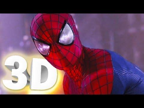 El Sorprendente Hombre Araña 2: La Amenaza de Electro' - Trailer #1 Español Latino (HD 3D)
