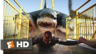 3 Headed Shark Attack (6/10) Movie CLIP - All Aboard for Dinner (2015) HD