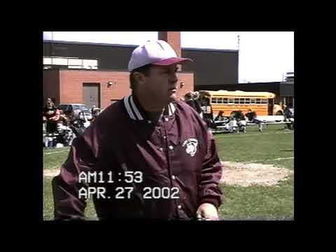 NCCS - PHS Softball  -Two-   4-27-02
