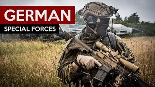 German Special forces One of the most dangerous SF in the World