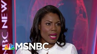 Vanity Fair: President Donald Trump Wants Omarosa Manigault 'Arrested' | Hardball | MSNBC