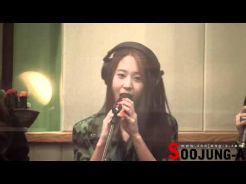 110425 KTRadio f(x) - Gangsta boy  Krystal fancam