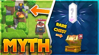 Clash Royale Mythbusters : Episode 4