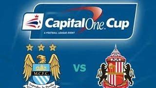 THTT Chung kết Cúp Liên đoàn Anh: Man City vs Sunderland