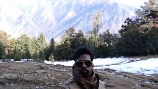 View from Auli, Uttarakhand