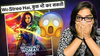 Wonder Woman 1984 Movie REVIEW | Deeksha Sharma