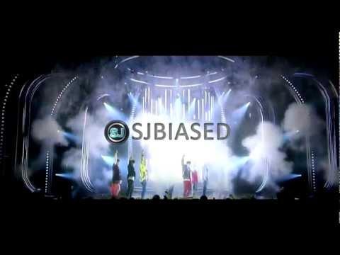 Super Junior - Superman (LIVE Performance Mashup)