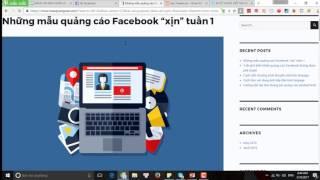 Viết Quảng Cáo Facebook Hấp Dẫn