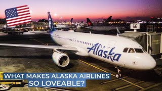 TRIPREPORT | Alaska Airlines (ECONOMY) | Chicago O'Hare - Los Angeles | Airbus A320