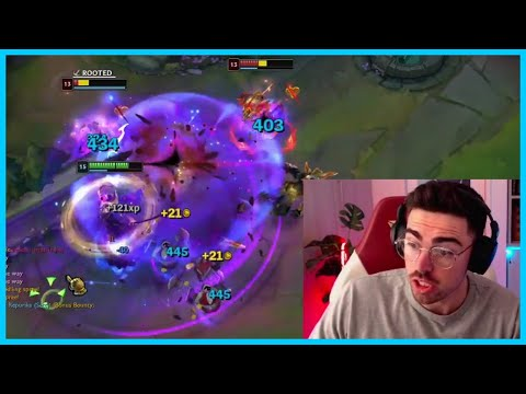 The Best Player In The World - Best of LoL Streams #1411
