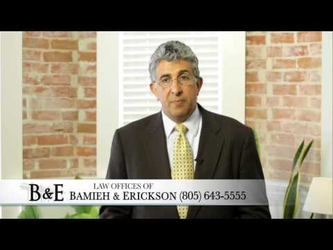 Visit http://www.bamiehericksonpersonalinjury.com/ today. Attorney Ron Bamieh, a Ventura personal injury lawyer, discusses the benefits of meeting with an attorney before signing an agreement with the insurance company. Call (805) 643-5555...