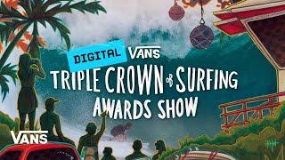 2020 Vans Digital Triple Crown of Surfing Awards Show   Triple Crown of Surfing   VANS