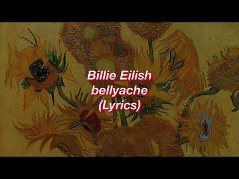 Bellyache lyrics