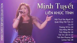 Minh Tuyết - Liên Khúc Tình Remix | Nhạc Trẻ Hải Ngoại Cực Hay 2018