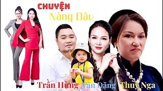 Nàng Dâu Online - Khi Chị Đại Nổi Loạn Vì Mẹ Chồng Khó Tính - Chị Đại, TuBon, Trần Hùng , Vân Đăngj