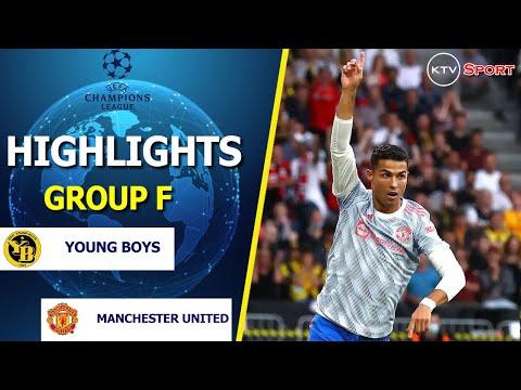 年輕男孩 vs 曼聯 2 1   欧洲足球 21/22-足球集锦-欧洲冠军联赛